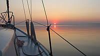 Романтическое свидание на яхте