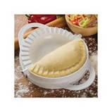 Форма для приготовления вареников, пельменей и чебуреков Form dough (5 шт.), фото 3