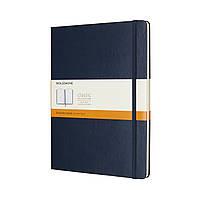 Блокнот Moleskine Classic Сапфир Большой 192 страницы в Линейку (19х25 см) (8055002855129), фото 1