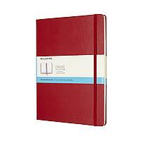 Блокнот Moleskine Classic Красный Большой 192 страницы в Точку (19х25 см) (8055002855112), фото 1