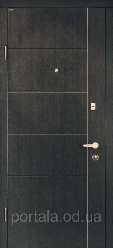 """Входная дверь для квартиры """"Портала"""" (серия Комфорт) ― модель Аризона"""