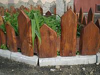 Декоративные заборы и ограды