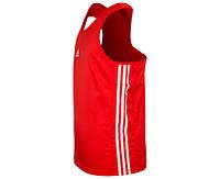 Боксерская форма Adidas Micro Diamond Boxing Top (ADIBTT01) Red, фото 1