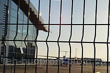 Секционный забор (3D панель) 2030х2500