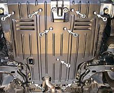 Защита двигателя Chevrolet Evanda (с 2004--) Полигон-Авто