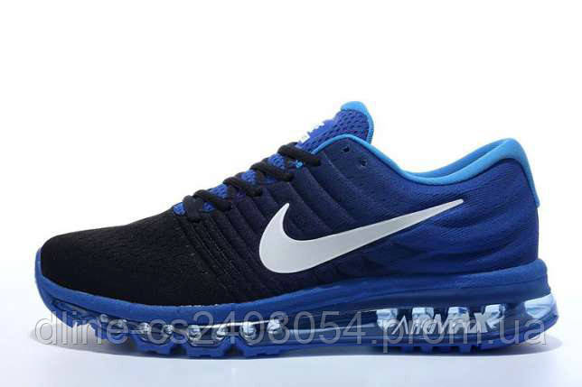 Мужские кроссовки Nike Air Max 2017 Blue