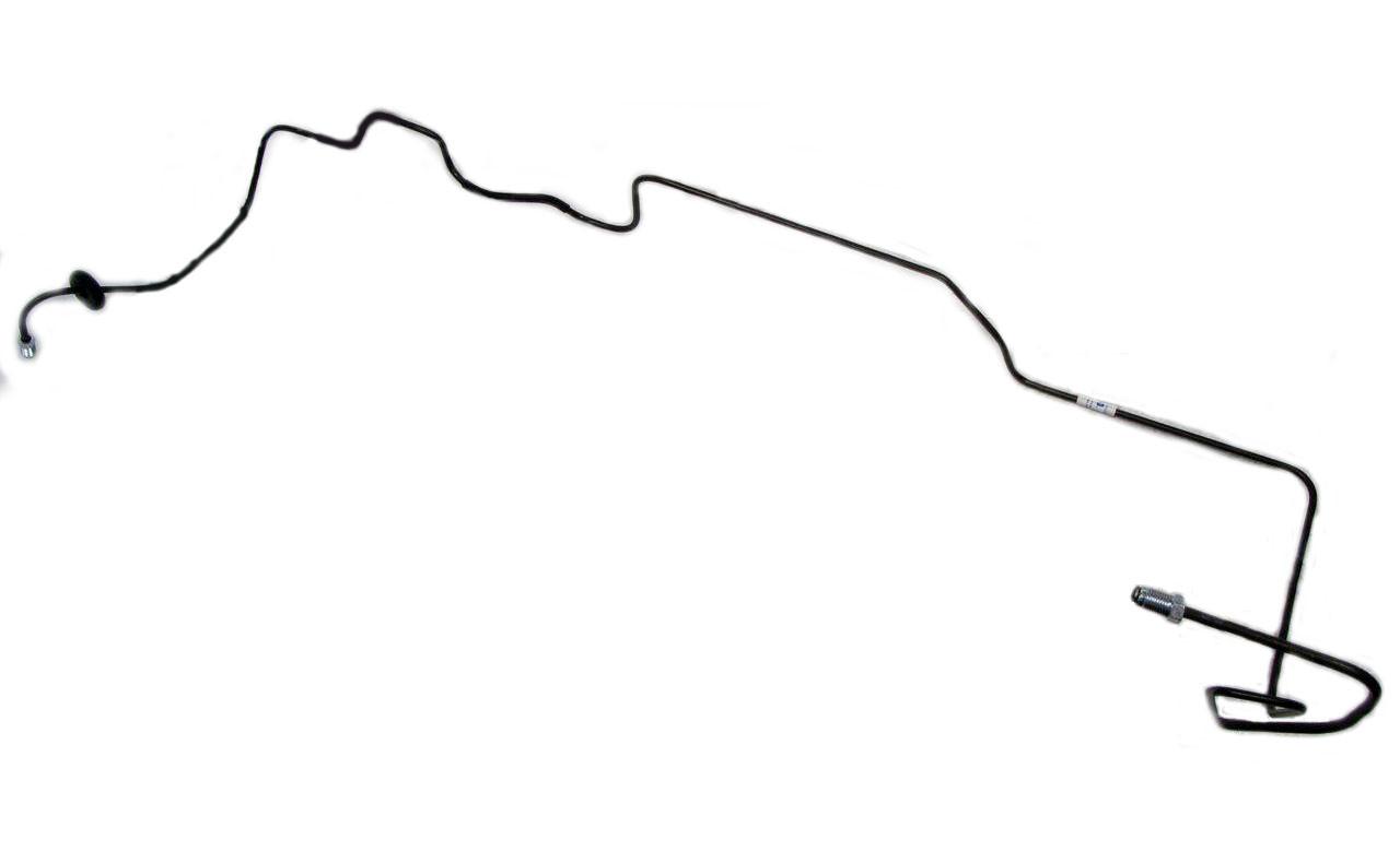 Трубка тормозная 2 магистраль левая Ланос / Lanos Украина
