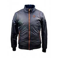 Мужская демисезонная куртка Danstar К-24 (50) черный