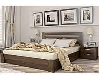 Кровать Селена массив бука