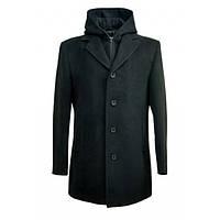 Мужское пальто с капюшоном Mia-style Mia-003