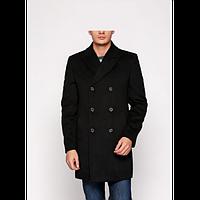 Двубортное мужское пальто Mia-009