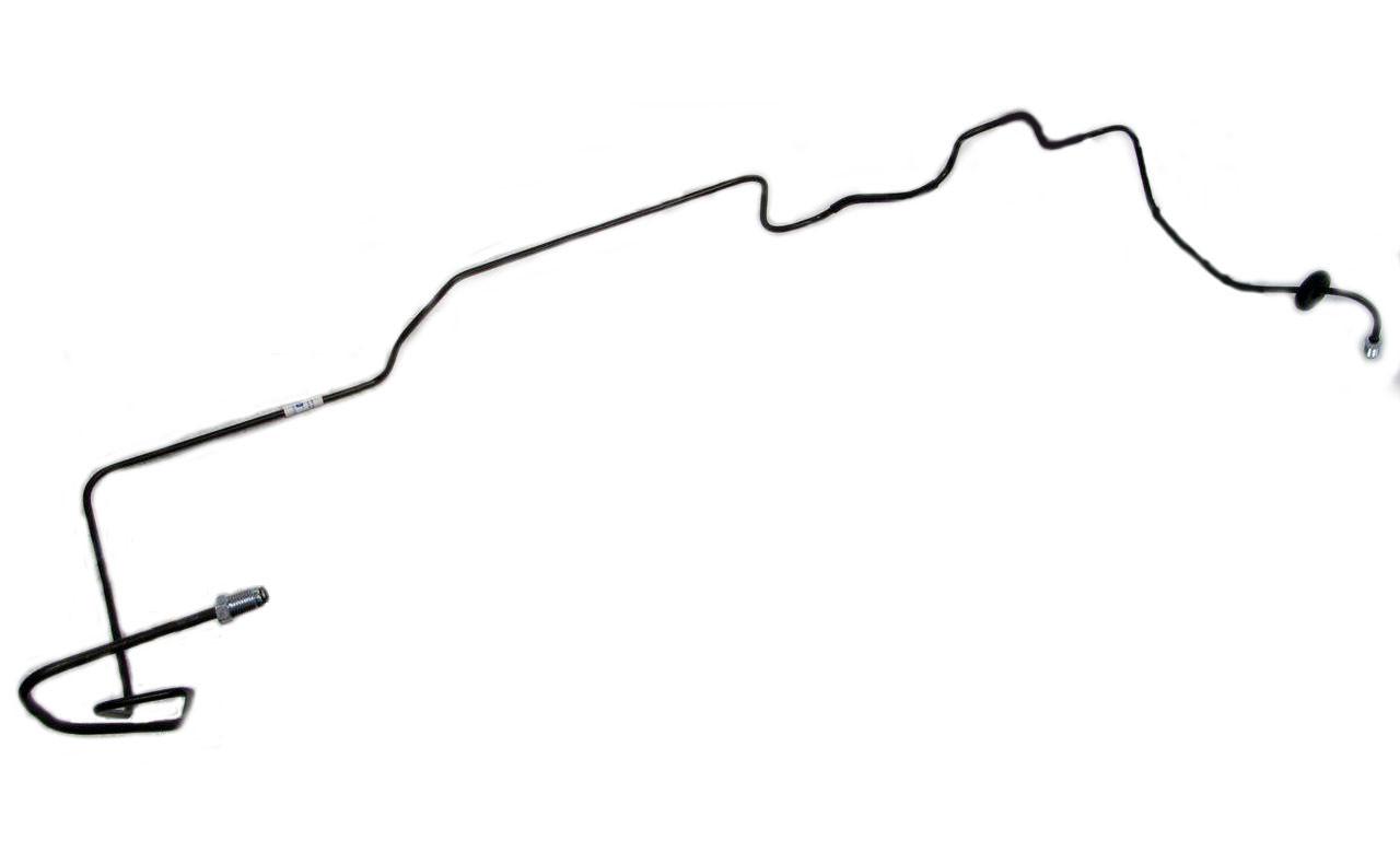 Трубка тормозная 2 магистраль правая Ланос / Lanos Украина