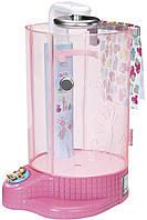 Автоматическая душевая кабинка для куклы BABY BORN - ВЕСЕЛОЕ КУПАНИЕ (с аксессуаром) (823583)