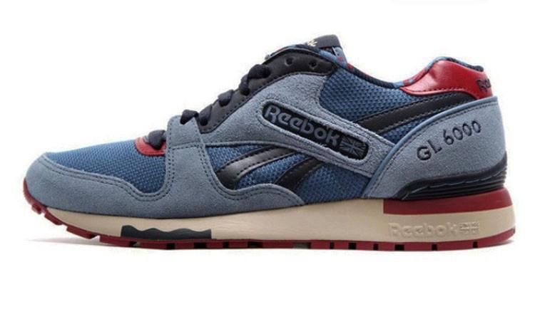 Кроссовки мужские REEBOK GL 6000 D2067 синие