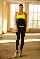 Спортивный комплект Basic Lemon Low Rise Leggings