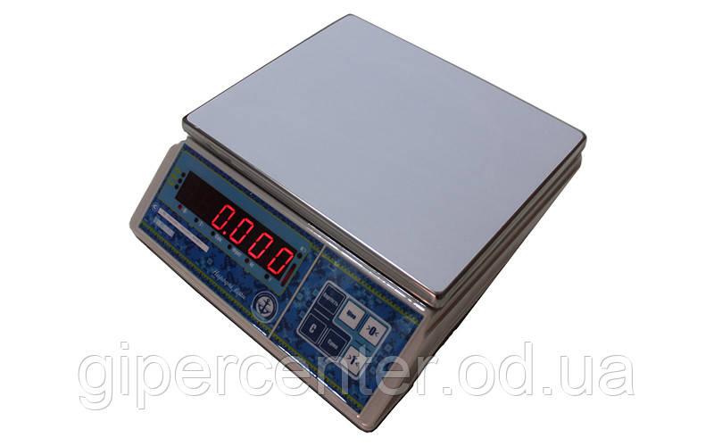 Весы фасовочные Вагар VW-LN 6 LED до 6 кг, дискретность 1 г