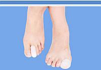 Силиконовые напальчники для ног ( пара)