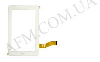 Сенсор (Touch screen) Ainol 7 Novo AX1 (187*115) белый тип 2