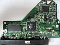 Плата HDD 250GB 7200 SATA2 3.5 WD WD2500AAJS-22RYA0 701444-003