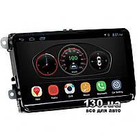 Штатная магнитола RS ADL-081 на Android с WiFi, GPS навигацией и Bluetooth для Volkswagen, Seat, Skoda
