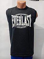 Футболка без рукавов Everlast (темно серый)