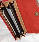 Женский кошелек из искусственной кожи (10x19) , фото 4
