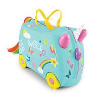 Trunki Детский дорожный чемоданчик Unicorn 287