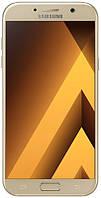 Смартфон Samsung Galaxy A7 2017 Duos 32GB (SM-A720FZDD) Gold Sand (UA UCRF)