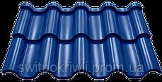 Металлочерепица Integra, Z-Lock, Интегра, фото 2