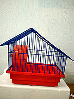 Клетка для хомяков Хатинка