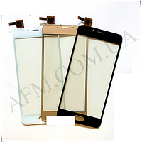 Сенсор (Touch screen) Meizu U10 чёрный