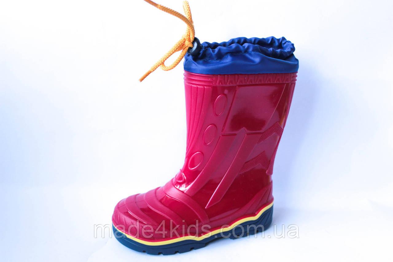 9a7971deb Резиновые сапоги утепленные тм Litma для девочек - Интернет-магазин детских  товаров и обуви