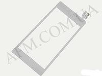 Сенсор (Touch screen) Sony D2404 Xperia M2 Aqua белый
