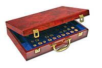 Кейсы / кофры для монет, монетные боксы, кассеты, витрины, планшеты