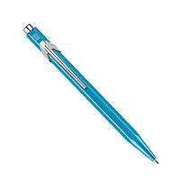 Ручка Caran d'Ache 849 Metal-X Голубая (0,7 мм) (849.171) (7630002328593)