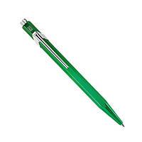 Ручка Caran d'Ache 849 Metal-X Зелёная (0,7 мм) (849.212) (7610186029189)