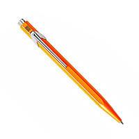 Ручка Caran d'Ache 849 Pop Line Fluo Оранжевая + box (0,7 мм) (849.530), фото 1