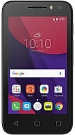 Смартфон Alcatel OneTouch OneTouch Pixi 4 4034D Dual Sim Volcano Black