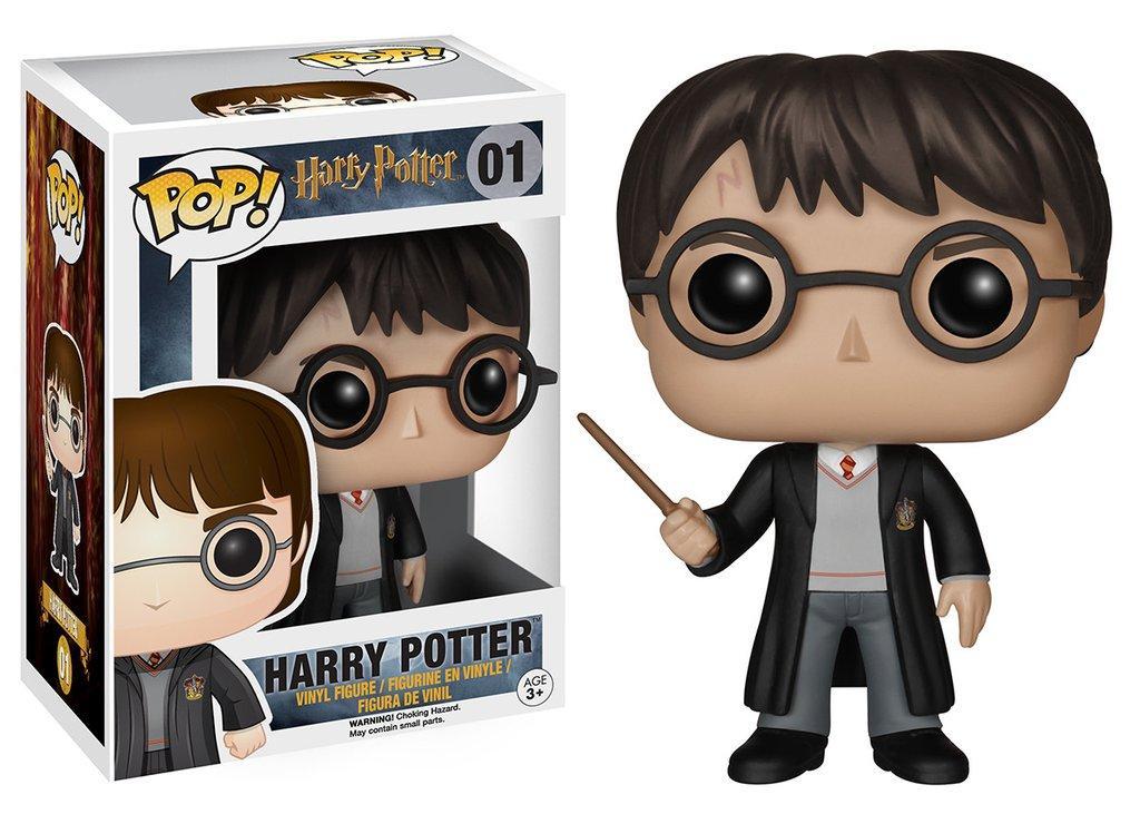 Фигурка Funko Pop Гарри Поттер Harry Potter 10 см 60.23