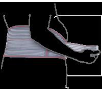 Бандаж для беременных (до и послеродовой) эластичный R4102