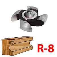 R-8 Фреза для изготовления галтелей