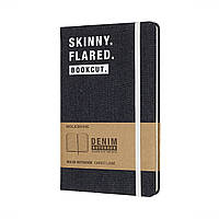 Блокнот Moleskine Limited Denim Средний 240 страниц Линейка Skinny (13х21 см) (8058341710753), фото 1
