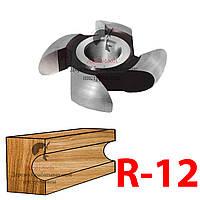 R-12 Фреза для изготовления галтелей
