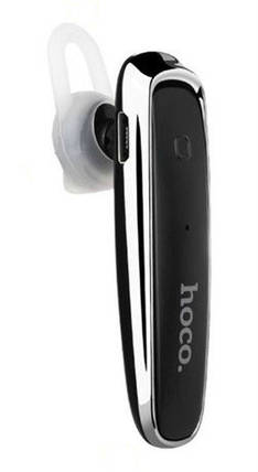 Bluetooth-гарнитура Hoco E5 Black, фото 2