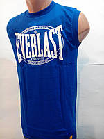 Футболка без рукавов Everlast (синий)