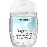 Санитайзер- антибактериальный гель для рук bath & body works без аромата