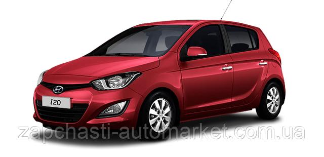 Hyundai i20 2009-2012 Хюндай