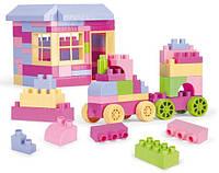 Конструктор для девочек  Wader Blocks (41280)