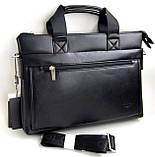Мужская сумка  Polo. Сумка Polo. Стильные мужские сумки. Качественные мужские сумки., фото 2