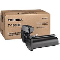 Тонер T-1600E для TOSHIBA E-Studio 16/ 16S/ 160 / 335 гр/ туба/  type T1600/ 60066062051